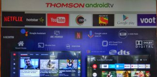 Thomson TV, Thomson Android TV,