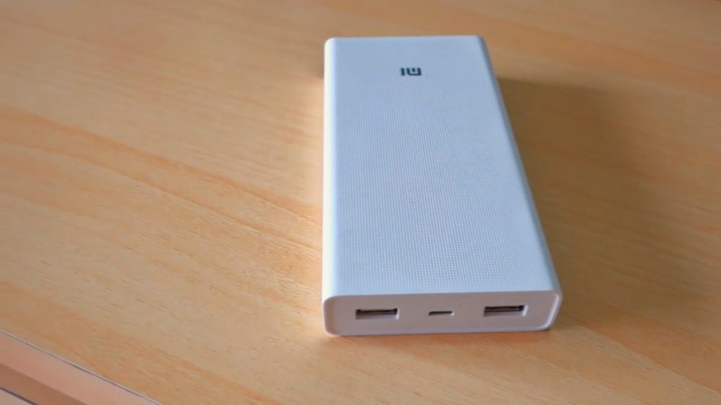 Mi 20000 mAh Power bank