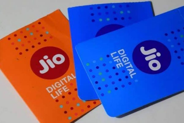 how to block jio sim
