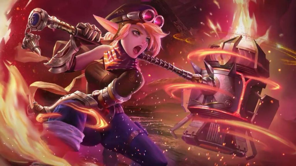 255 Best Mobile Legend Wallpaper HD 42