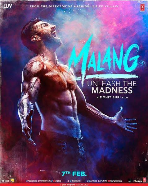 Malang 2020 : Download Free Malang 2020 Full Movie with 1080p or 720p