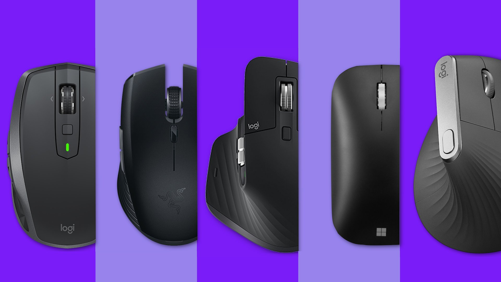 Best Wireless Mouse for your iPad, Android Tablet or PC