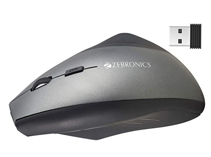 7 Best Wireless Mouse Under Rs 1000 in India 2021 4