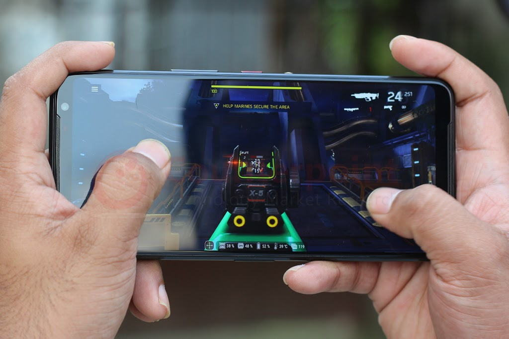 120FPS Android Games