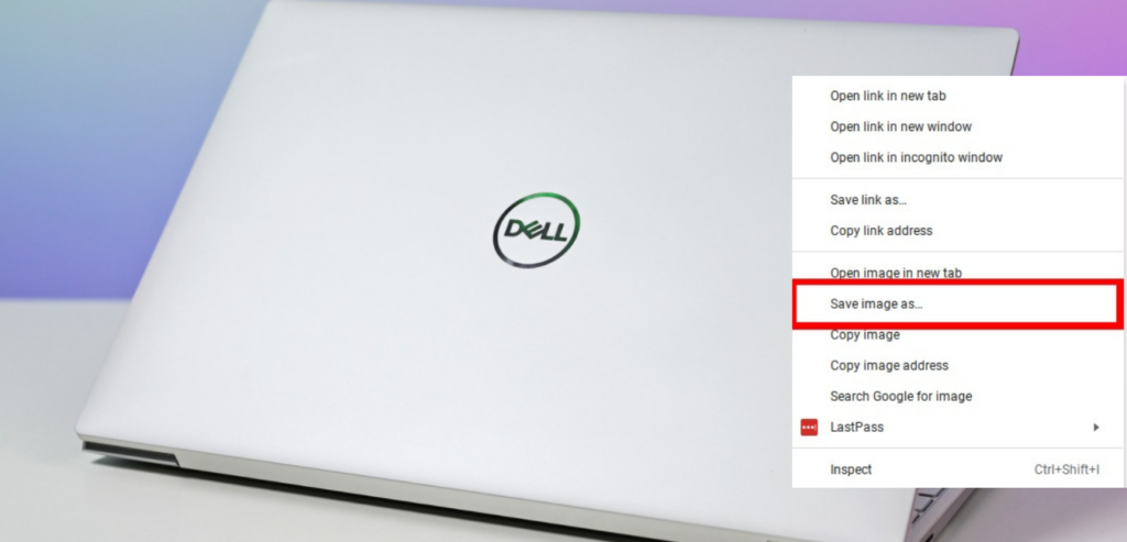How to Save an Image on Chromebook