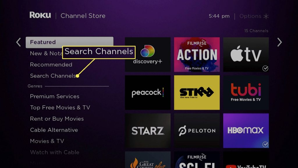 How to get HBO Max on Roku
